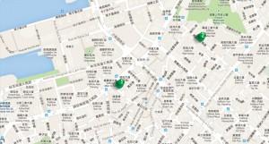 ICF Sektor Macau-Map